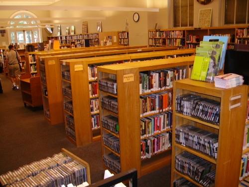 Biblioteca del Estado de New York USA. 79 St. Entre 2da, y 3er, Avenida Manhattan.